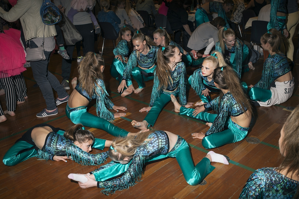 In Denmark the dancing form 'Disco Freetyle' is extremely popular especially to adolescent girls. Hundreds of girls journey to gymnasiums all over Denmark to dance in competition and in the end with the hope of become the National Champion.